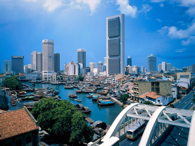 VIAJES A LA INDIA, TAILANDIA Y SINGAPUR