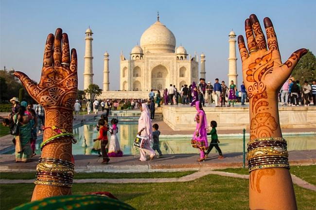 VIAJE GRUPAL RECORRIENDO LA INDIA EN MOTO - Agra / Alwar / BIKANER / Jaipur / JAISALMER / JODHPUR / Mandawa  / Narlai / Púshkar / UDAIPUR /  - Buteler en India